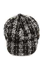 Yacht Tweed Cabby Hat