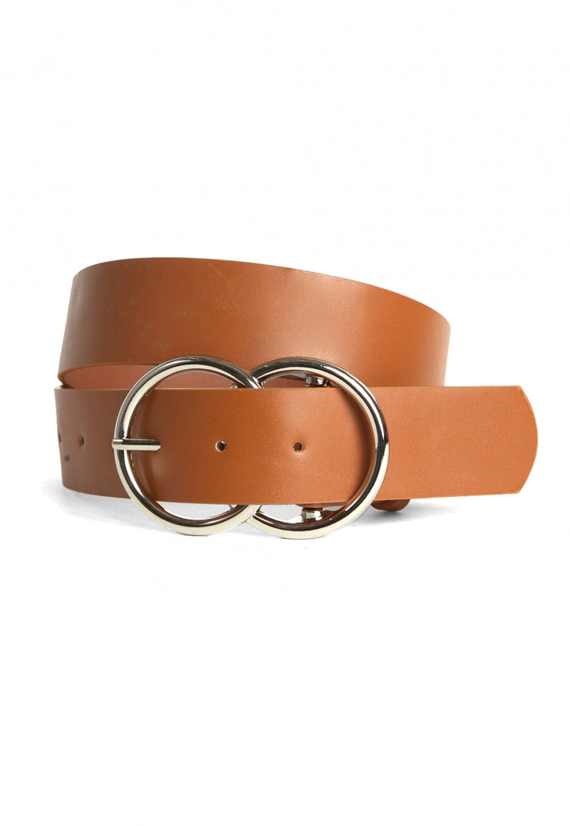 Double Buckle Jean Belt - Belts - Wetseal