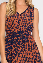 Creekland Printed Dress