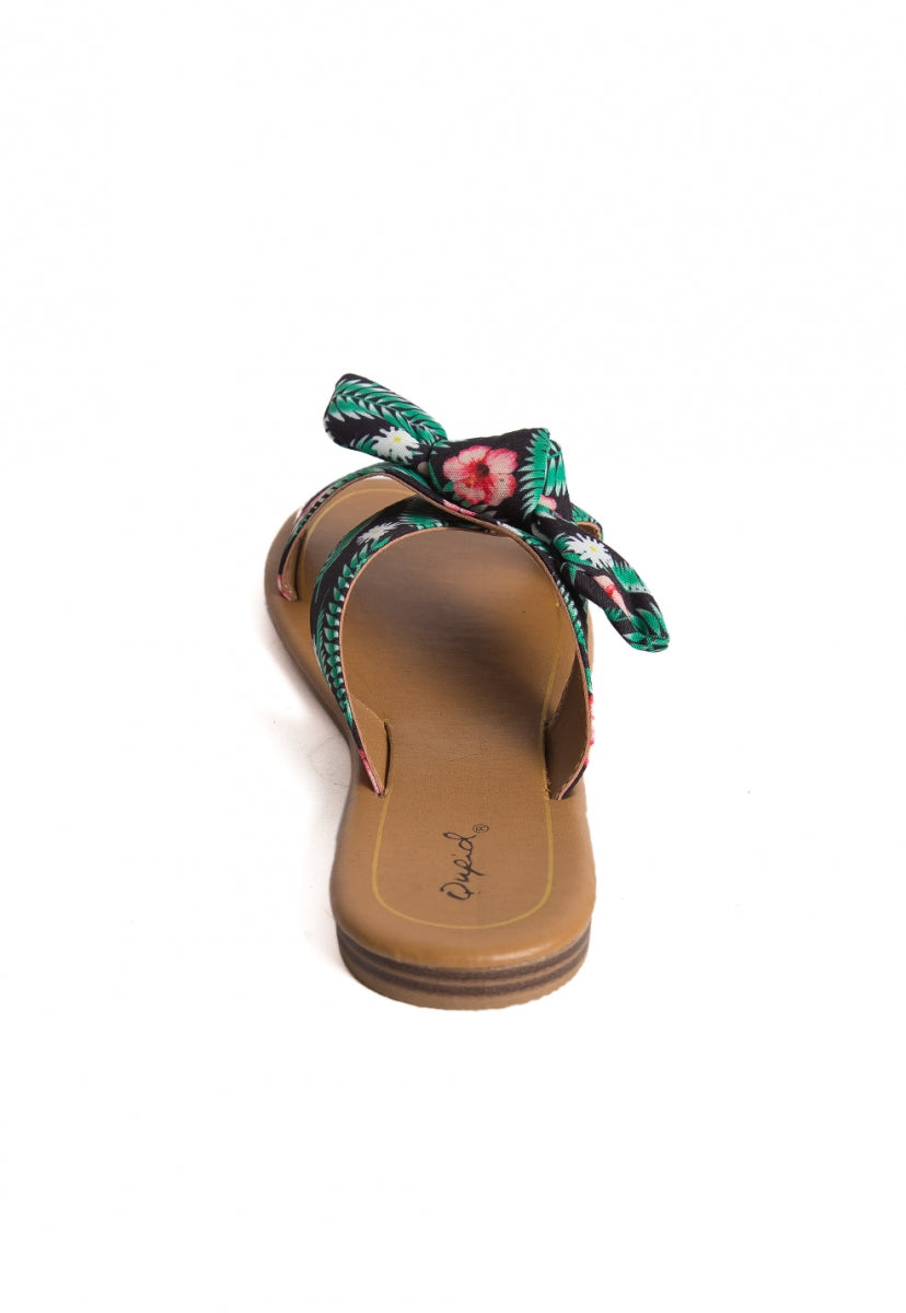 Hot Tropic Slider Sandals - Shoes - Wetseal