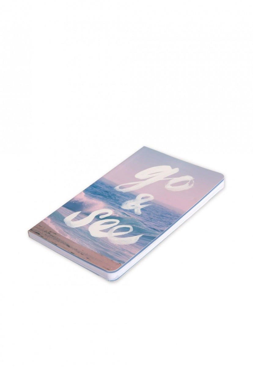 Go & See Notebook - Home + Tech - Wetseal