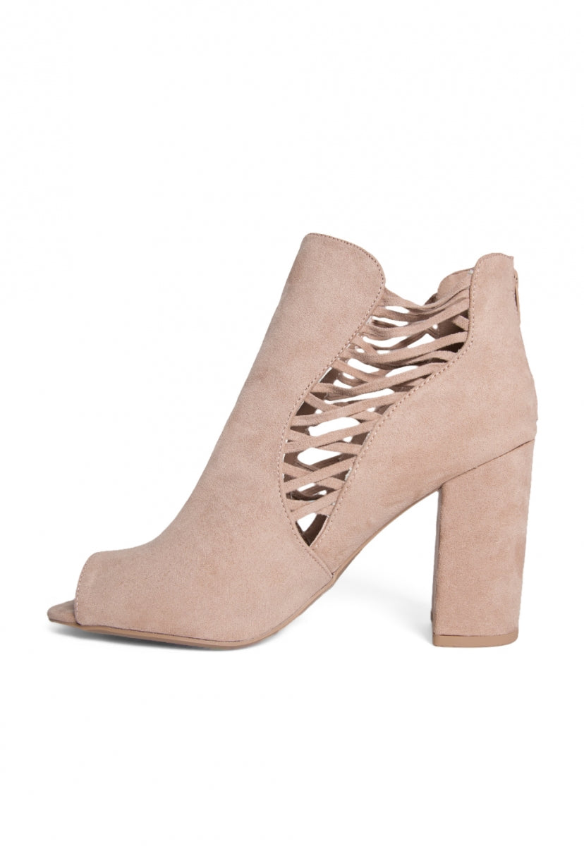 Western Babe Ankle Boots - Shoes - Wetseal