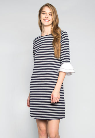 Freelove Striped Tunic Dress