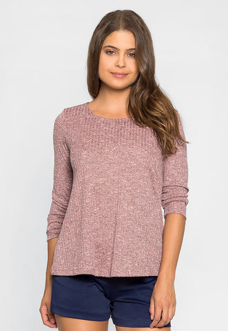 Soft and Comfy Knit Top