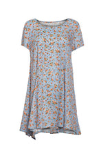 Zoey Floral Tunic Dress