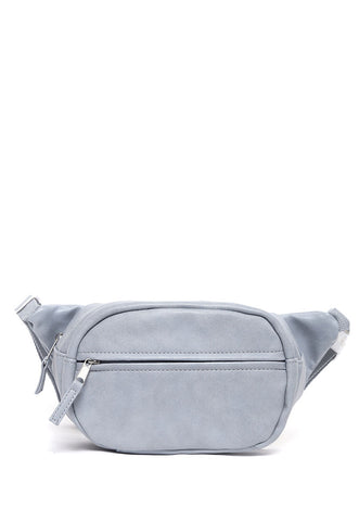 Soft Serve Fanny Pack in Blue