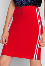 Angel Athletic Knit Skirt