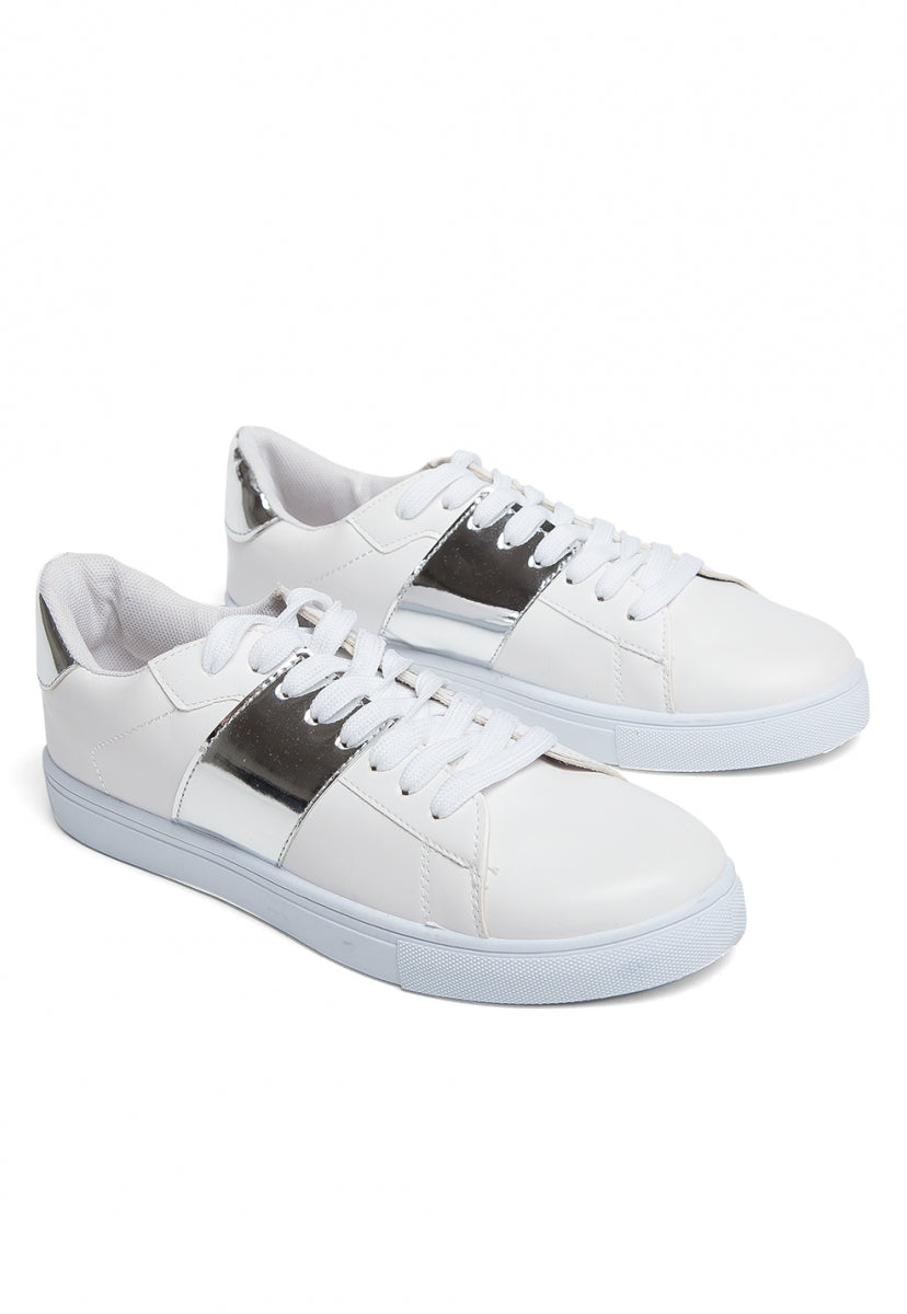 Damaris Casual Sneakers - Shoes - Wetseal