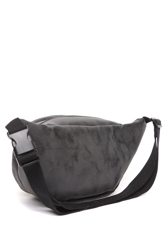 Soft Serve Fanny Pack in Black