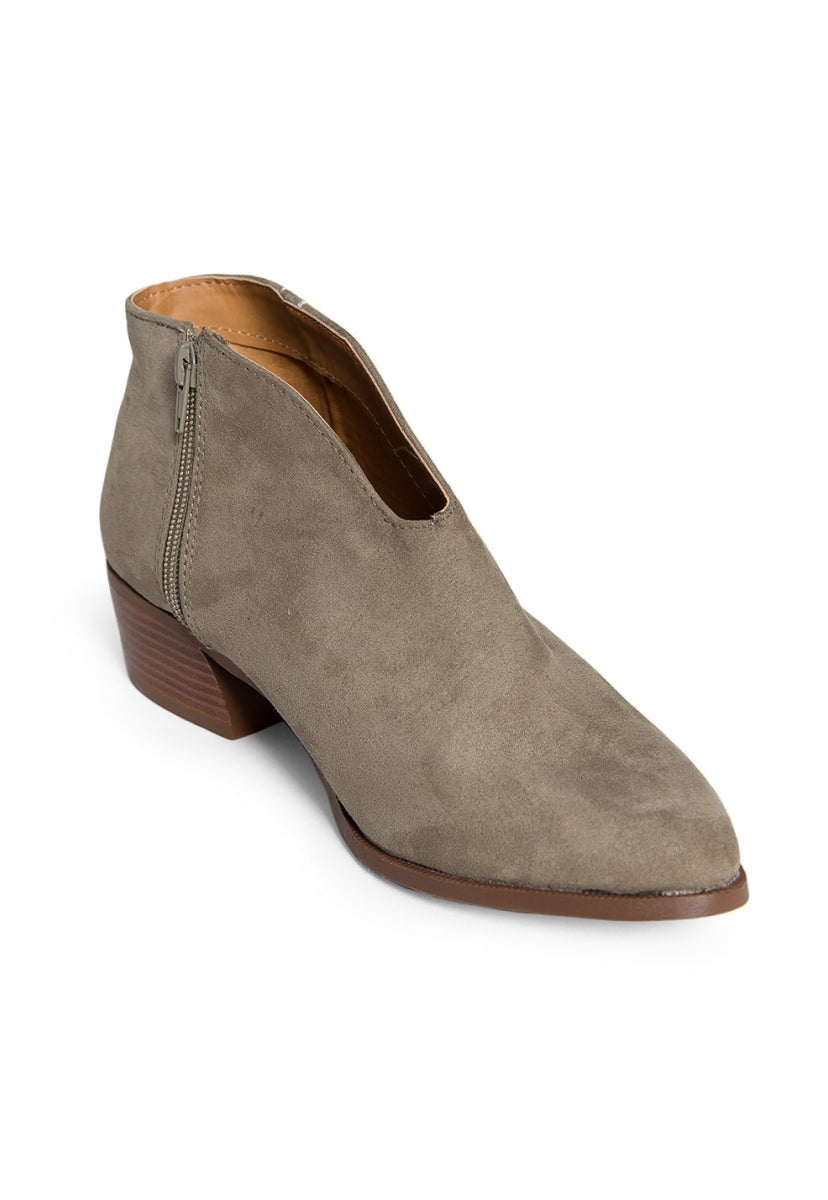 The Wild West Ankle Boots - Shoes - Wetseal