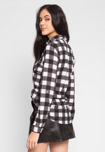 Brighton Plaid Button Up Shirt