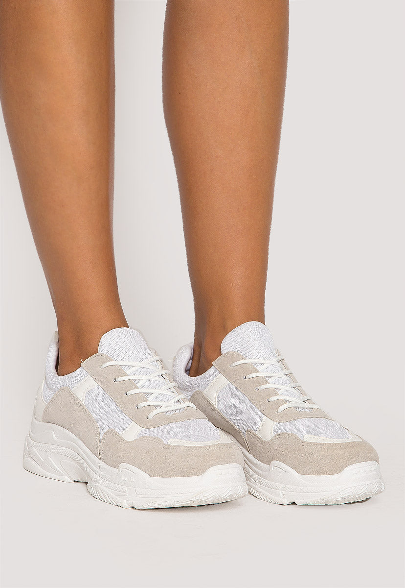 Throwback Suede Sneakers - Shoes - Wetseal