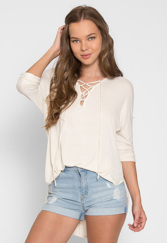 Placentia Knit Top