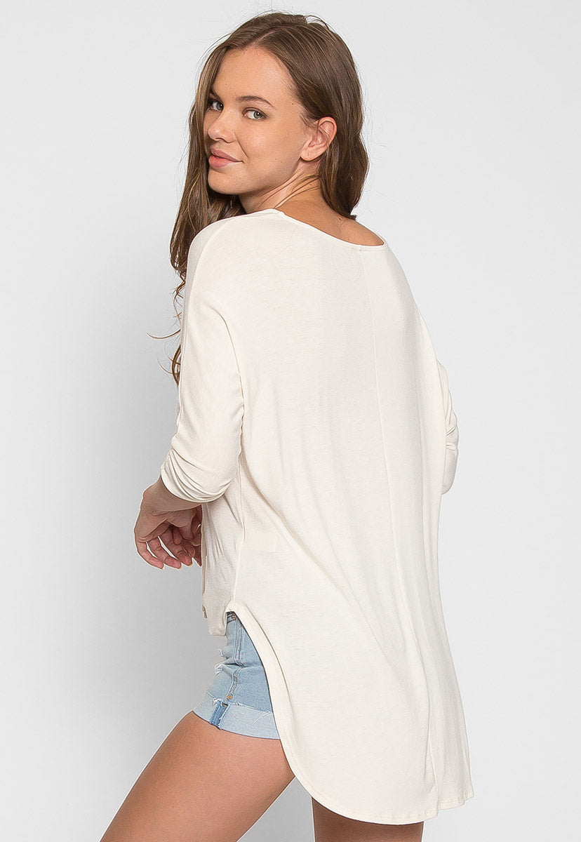 Placentia Knit Top - Shirts & Blouses - Wetseal
