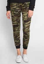 Break On Through Camo Joggers