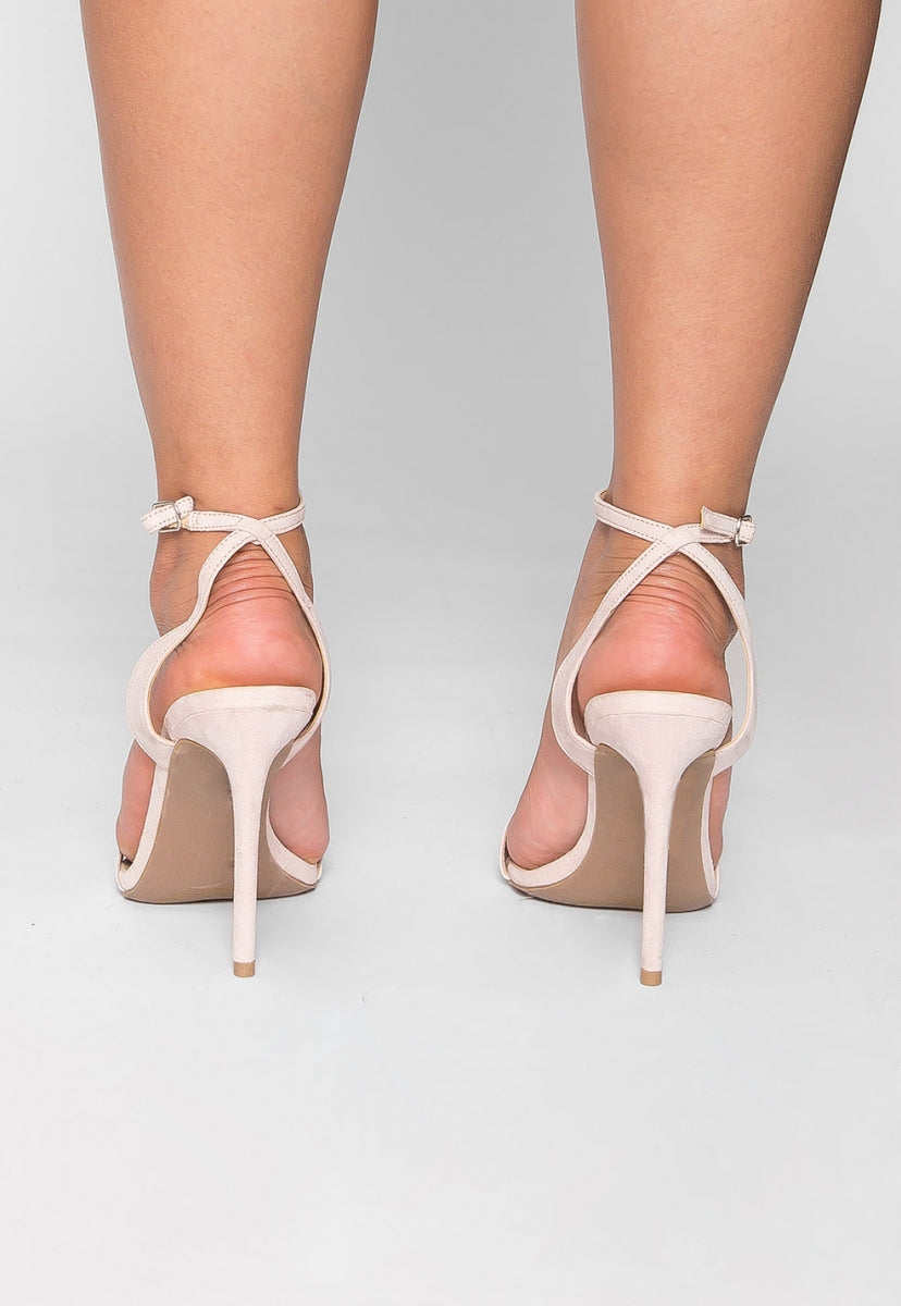 Genesis Square Toe Heels - Shoes - Wetseal