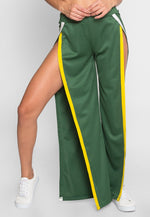 Vroom Tulip Athletic Pants in Green