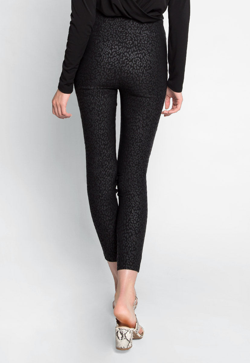Do It Anyway Leopard High Waisted Leggings - Pants - Wetseal