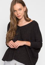 Eliza Oversized Top