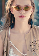 Miami Cat Eye Sunglasses