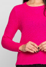 Sweet Home Purl Knit Sweater