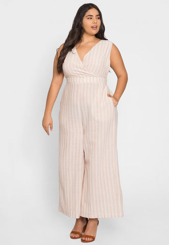 Plus Size Terrace Jumpsuit