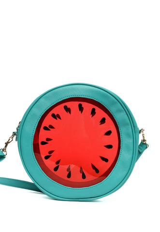 Watermelon Novelty Canteen Bag