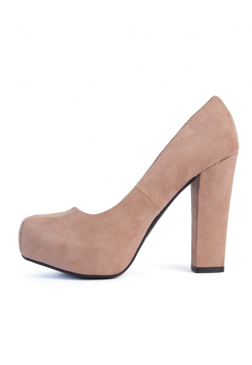 Expensive Block Pumps - Shoes - Wetseal