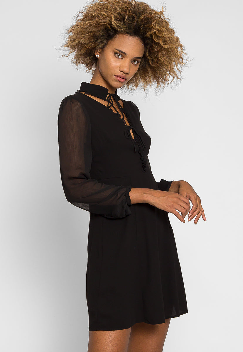 Lolita Flare Dress - Dresses - Wetseal
