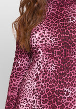 Plus Size Night Out Cheetah Bodycon Dress