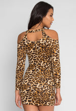 Broadway Leopard Dress