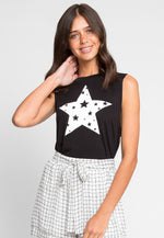 The Rodeo Graphic Tank Top