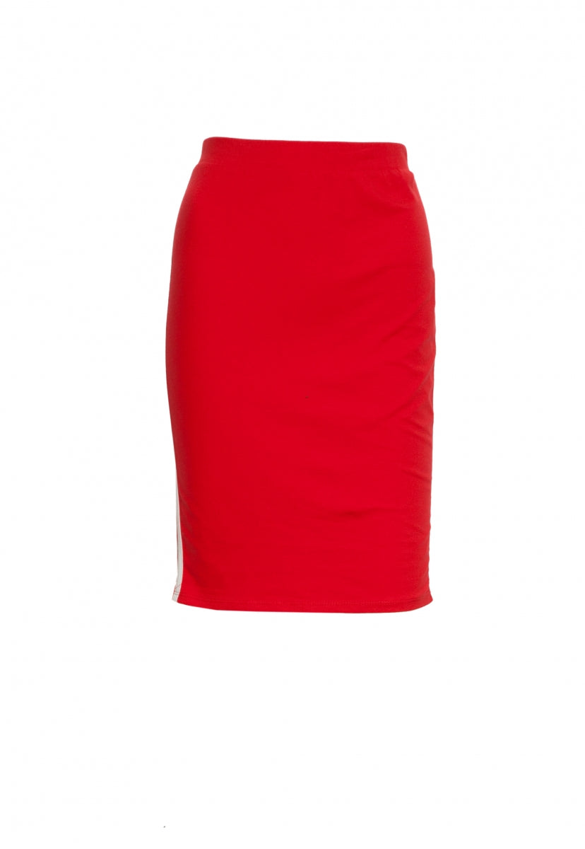 Angel Athletic Knit Skirt - Skirts - Wetseal