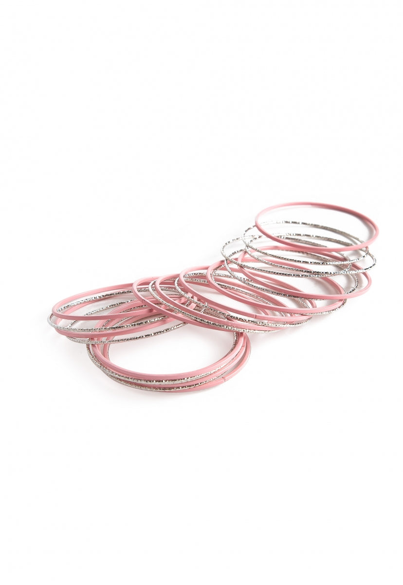 Berries Layered Bangles Set - Jewelry - Wetseal