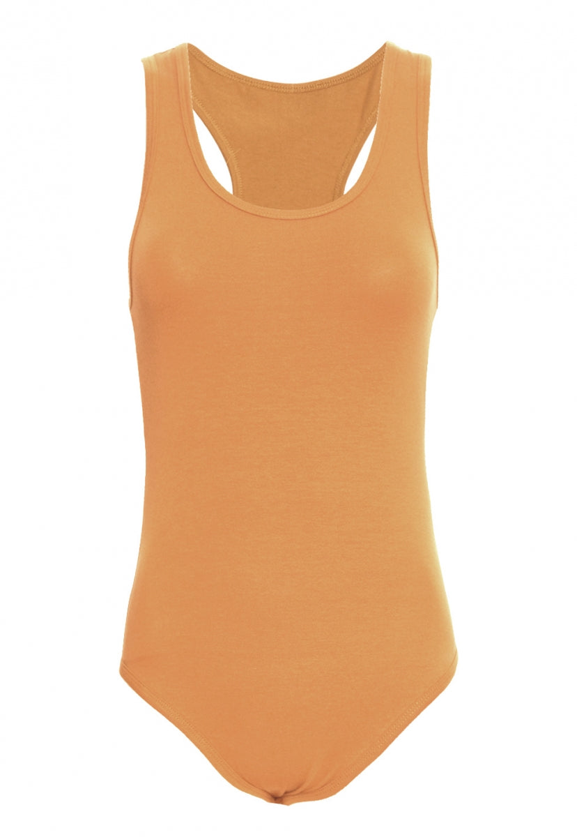 Hermosa Bodysuit in Copper - Bodysuits - Wetseal