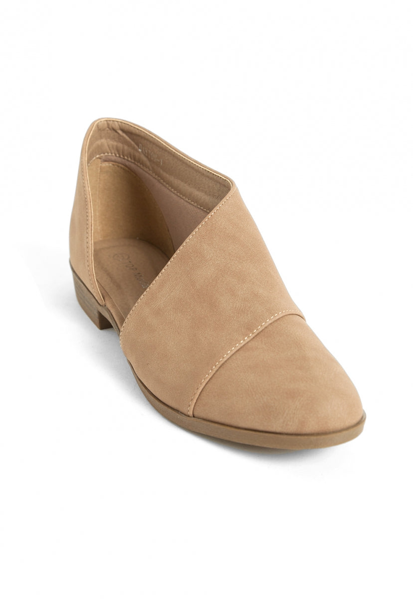 Daytona Cut Out Ankle Booties - Shoes - Wetseal