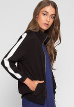 Hillcrest Running Jacket in Black