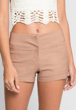 Verne High Waist Shorts