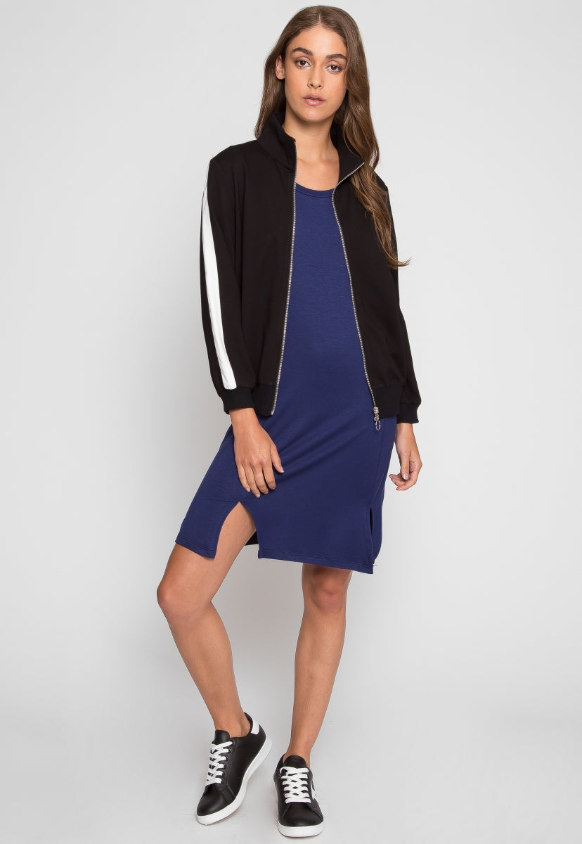 Hillcrest Running Jacket in Black - Jackets & Coats - Wetseal