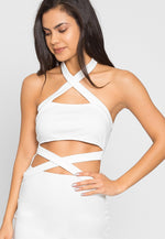 Harmony Cut Out Dress