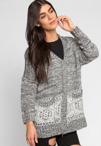 Soul Buttoned Cardigan