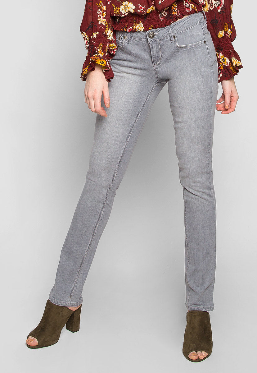 Unwritten Washed Out Skinny Jeans - Jeans - Wetseal