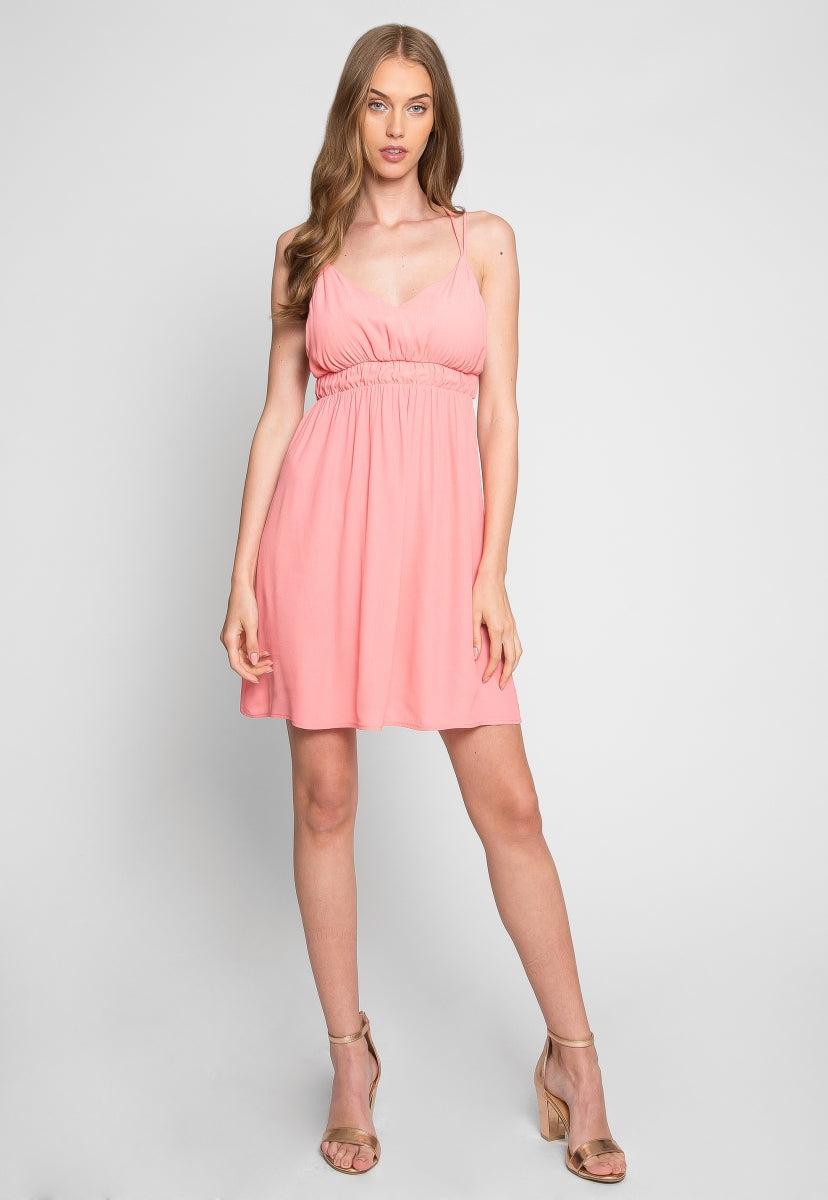 Beverly Tank Dress - Dresses - Wetseal