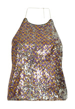 Rhythm Sequin Halter Top