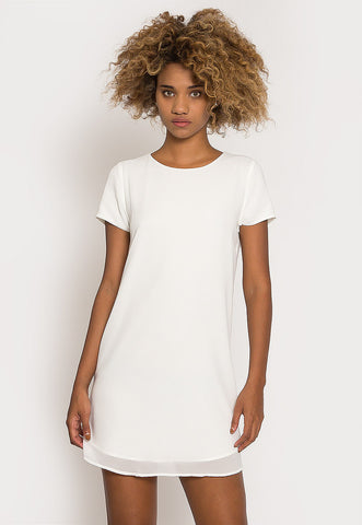 All Clear Sheath Dress