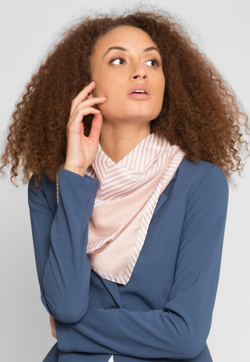 Shine Bright Scarf in Pink - Scarves & Gloves - Wetseal