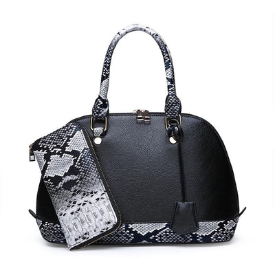 2020 new Korean popular PU leather suit women's handbag
