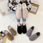 Winter fashion new wear plus velvet bread cotton shoes snow boots