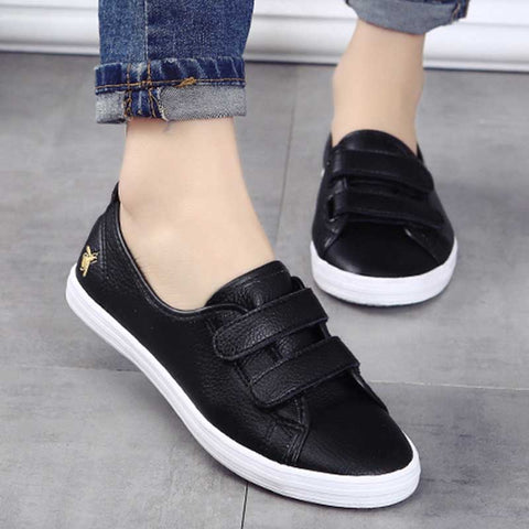 Solid color versatile flat bottom breathable pedal lazy shoes