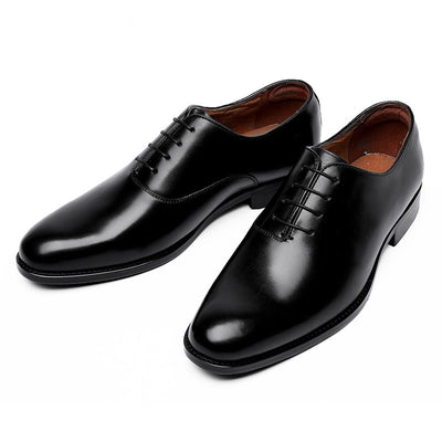 2020 new business formal wear-resistant comfortable men's leather shoes